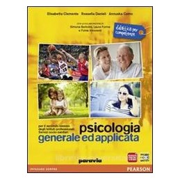 PSICOLOGIA GENERALE ED APPLICATA X3,4 IP