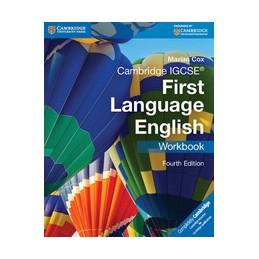cambridge-igcse-first-language-english-orkbook-per-le-scuole-superiori-con-espansione-online