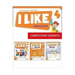 i-like-english--4--vol-1
