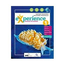 experience-volume-1--scienze-block--easy-ebook-su-dvd--ebook-vol-1