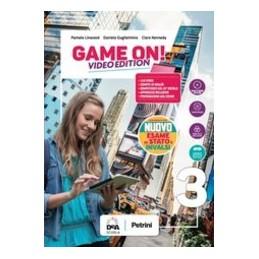 game-on--video-edition-vol-3-students-book--orkbook-con-nuovo-esame-di-stato--ebookmaps-3ea