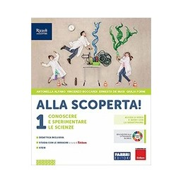 alla-scoperta--libro-misto-con-libro-digitale-volume-1-con-hub-young-e-hub-kit-vol-1