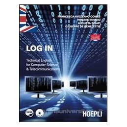 LOG IN  TECHNICAL ENGLISH FOR COMPUTER