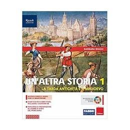 altra-storia-un--libro-misto-con-libro-digitale-volume-1-con-osservo-imparo-cittadinanza-con-hub