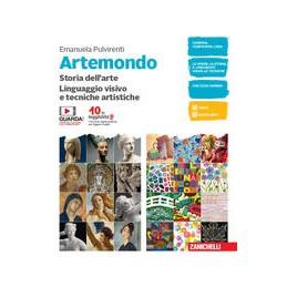 artemondo--confezione-volume-unico--album-ldm-storia-dellarte-linguaggio-visivo-e-tecniche-art