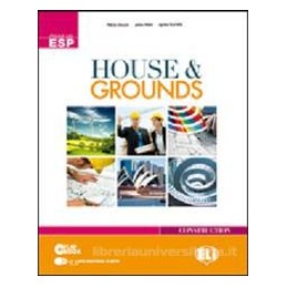 HOUSE & GROUNDS +CD +FLIP BOOK