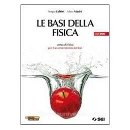BASI DELLA FISICA VOL.UN. X 3,4 LIC +DVD