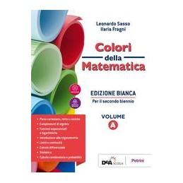 colori-della-matematica--edizione-bianca-volume-a--quaderno--ebook--vol-1
