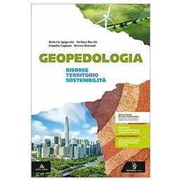 geopedologia--risorse-territorio-e-sostenibilita-volume--ed-2019-vol-u