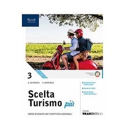 scelta-turismo-piu--libro-misto-con-hub-libro-young-vol-3--hub-young--hub-kit-vol-3