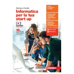 informatica-per-la-tua-start-up--volume-unico-ldm--vol-u