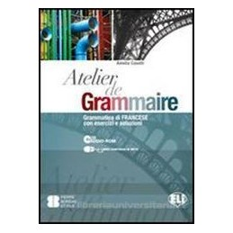 ATELIER DE GRAMMAIRE +CD