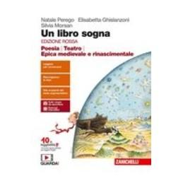 libro-sogna-un--poesia-teatro-epica-medievale-e-rinascimentale-ldm-edizione-rossa-vol-u