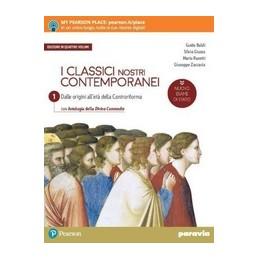 i-classici-nostri-contemporanei-1-edizione-in-quattro-volumi-nuovo-esame-di-s--vol-1