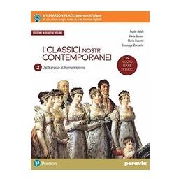 i-classici-nostri-contemporanei-2--edizione-in-quattro-volumi-nuovo-esame-di--vol-2