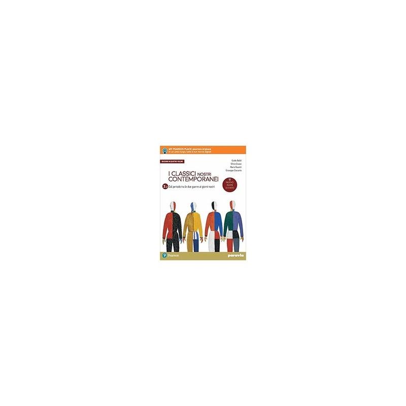 i-classici-nostri-contemporanei-32-edizione-in-quattro-volumi--nuovo-esame-d--vol-3