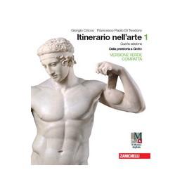 itinerario-nellarte--volume-1--ldm-edizione-verde-compatta--4ed--dalla-preistoria-a-giotto-vo