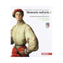 itinerario-nellarte--volume-2-ldm-edizione-verde-compatta--4ed--dal-gotico-internazionale-all