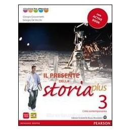PRESENTE DELLA STORIA PLUS 3+ACTIVEBOOK