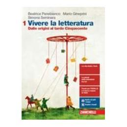 vivere-la-letteratura--confezione-volume-1--antologia-della-commedia-ldm-dalle-origini-al-tardo