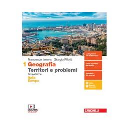 geografia-territori-e-problemi---volume-1-ldm-italia-europa--terza-edizione-vol-1