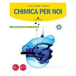 CHIMICA PER NOI EDIZ.VERDE (3+4) +DVD