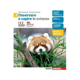 osservare-e-capire---le-scienze-1-ldm--vol-1