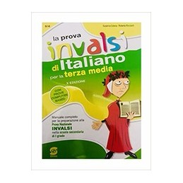 PROVA-INVALSI-ITALIANO-PER-TERZA-MEDIA--Vol