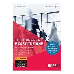 cittadinanza-e-costituzione-nuova-edizione-openschool--vol-u