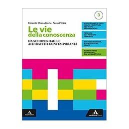 vie-della-conoscenza-le-volume-3--filosofia-per-tutti-3-vol-3