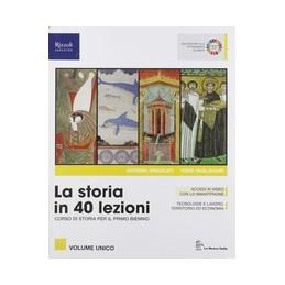 storia-in-40-lezioni-la--libro-misto-con-libro-digitale-volume-per-gli-istituti-tecnici-atlante-c