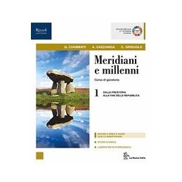 meridiani-e-millenni-libro-misto-con-libro-digitale-volume-1-atlante-con-hub-young-e-hub-kit-vol-1