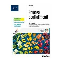 scienza-degli-alimenti--libro-misto-con-libro-digitale-volume-primo-biennio-con-quaderno-didattica-i
