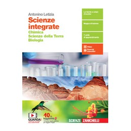 scienze-integrate--chimica--scienze-della-terra--biologia-ldm-per-istituti-professionali-vol-u