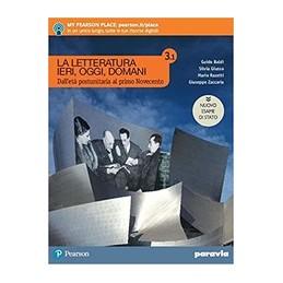 la-letteratura-ieri-oggi-domani-31-edizione-nuovo-esame-di-stato--vol-3