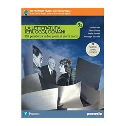 la-letteratura-ieri-oggi-domani-32-edizione-nuovo-esame-di-stato--vol-3