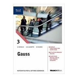 gauss-secondo-biennio-e-quinto-anno-volume-3-con-quaderno-turismo-vol-1