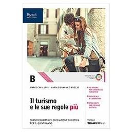turismo-e-le-sue-regole-piu-il--libro-misto-con-hub-libro-young-vol-5-vol-2