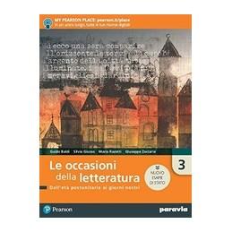 le-occasioni-della-letteratura-3-edizione-nuovo-esame-di-stato--vol-3