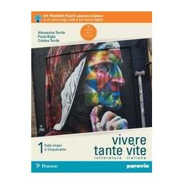 vivere-tante-vite-1-edizione-con-antologia-della-divina-commedia-letteratura-italiana-vol-1