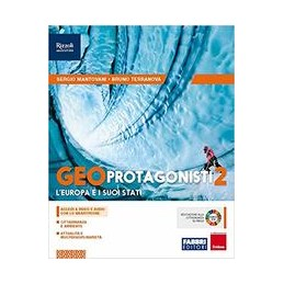 geoprotagonisti---libro-misto-con-libro-digitale-volume-2-con-hub-young-e-hub-kit-vol-2