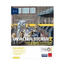 altra-storia-un--libro-misto-con-libro-digitale-volume-2-con-osservo-imparo-con-hub-young-e-hub-k