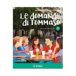 domande-di-tommaso-1-kit-le-corso-religione-cattolica-vol-1