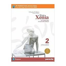 xenia-2-letteratura-e-cultura-greca-vol-2