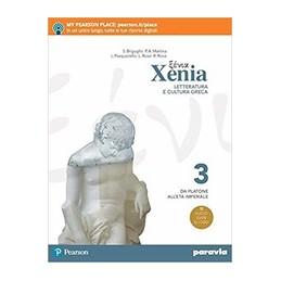 xenia-3-letteratura-e-cultura-greca-vol-3