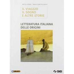 viaggio-il-sogno-e-altre-storie--letteratura-dalle-origini--vol-u