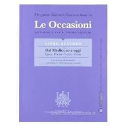 occasioni--libro-rosso--azzurro--giallo--epica-poesia-teatro-prosa-le-antologia-per-il-primo-b
