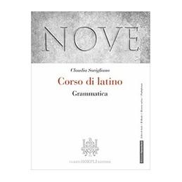 nove--grammatica-corso-di-latino-vol-u