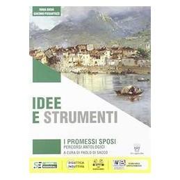 idee-e-strumenti--i-promessi-sposi-percorsi-antologici-antologia-per-il-biennio-della-scuola-second