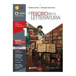 tesoro-della-letteratura-1--quaderno-dalle-origini-al-cinquecento-vol-1